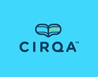 CIRQA Identity.