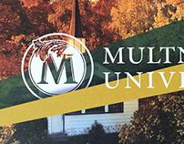 2016 Brochure Series for Multnomah University