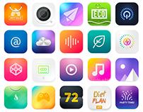App icons v.2