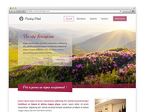 Free Wordpress theme - Prestige hôtel