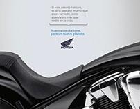 PRINT / Honda Motos