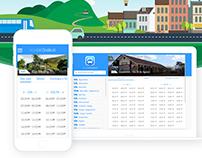 Web application: Vou de ônibus