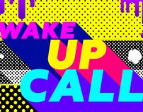 Branding WAKE UP CALL PROGRAM | BRIDGE TV