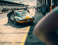 Classic Race Days Nürburgring 2017