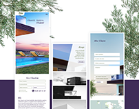 Olea Evleri Website