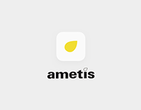 Ametis - App Design