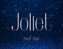 Joliet - Serif Font