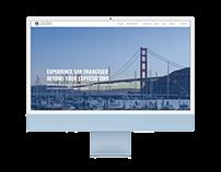 The Platinum Concierge Website Landing Page