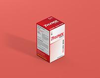 Tylenol Redesign