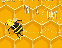 Bee Marketing Campaign - concept