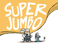 SUPER JUMBO (2016, Penguin Random House)