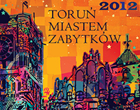 Toruń Miastem Zabytków - promotional campagne