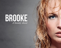 Brooke: A beauty shoot