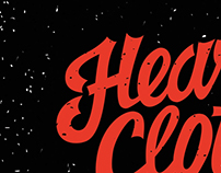 Lettering Prints for Heartland Clothing