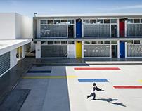 Colegio Nueva Era Alamo / HFS Arquitectos