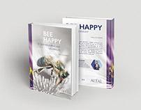 Bee Happy - Couverture de livre