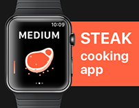 Cook great steaks with STEAK App