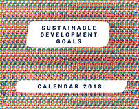 Sustainable Development Goals | 2018 Calendar