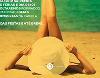 Interativacom - Campanha de férias