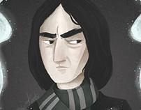 Forever Snape
