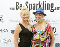 BE SPARKLING event