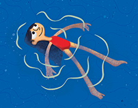 Aprende a Nadar [Infographics]