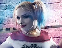 Harley Quinn by Tuomas Kujansuu