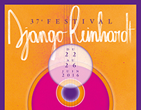 Festival Django Reinhardt 2016