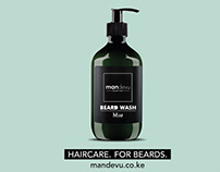 HAIRCARE. FOR BEARDS. 2