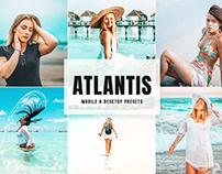 Free Atlantis Mobile & Desktop Lightroom Presets