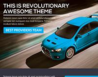 Automotive Business Flyer