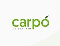 Carpo Branding & UI/UX design