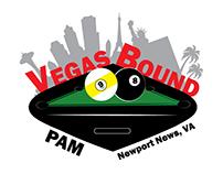 Vegas Bound T-Shirt Logo