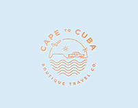 Cape to Cuba Visual Identity