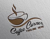 Logo design for coffee business