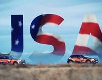 Great Overland Adventure - USA teaser