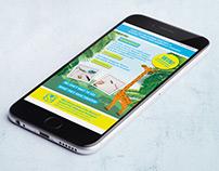3M Nexcare - Animal Print Waterproof Bandages Campaign