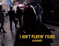 """Opening Title Sequence for Documentary """"And... Seen"""""""
