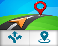 GPS Navigation Application for Android Google PlayStore
