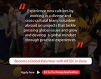 AIESEC Recruitments