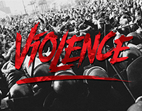 Violence Typeface-New Update