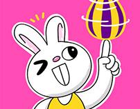 Easter Bunny GIF
