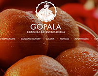 Gopala Madhava - Food - Webdev