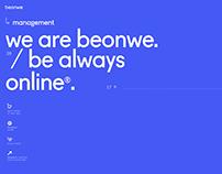 beonwe™ Digital System Branding