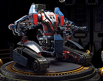 Warbots Online Trailer
