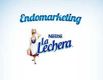 Endomarketing LA LECHERA