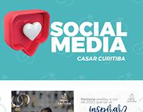 Social Media - Casar Curitiba