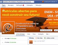 Facebook - Excelência Pré-vestibular