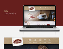 Website Santa Madre