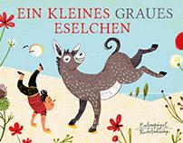 Ein kleines graues Eselchen / children's book